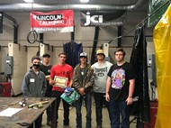 WCHS RamTech Welding Students Compete in Welding Competition