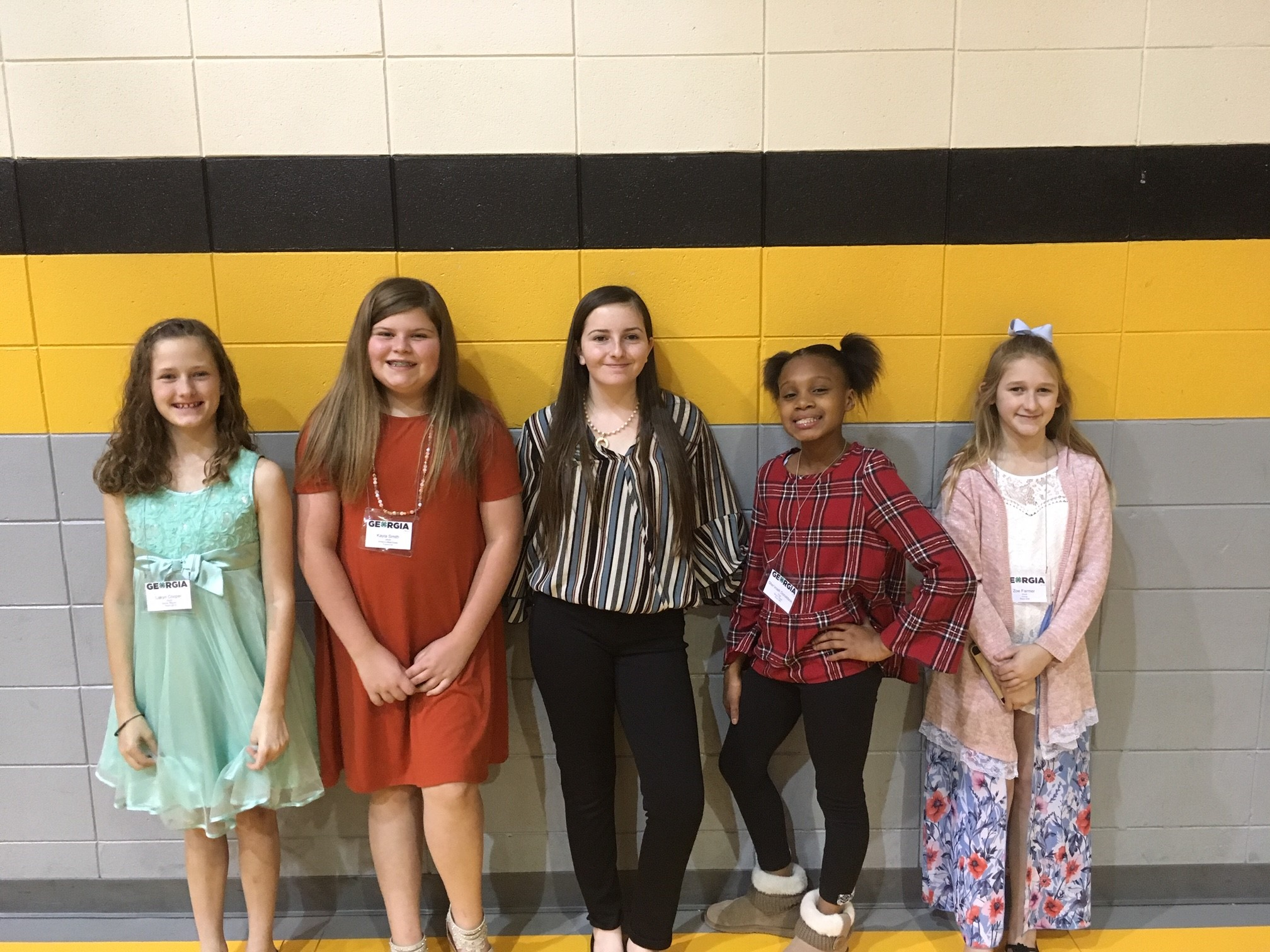 Students attend 4-H Cloverleaf DPA