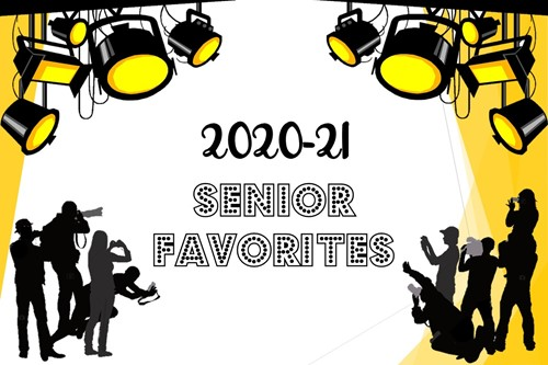 Class of 2021 Teacher Favorites