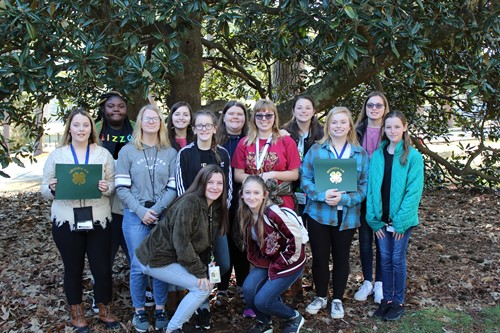 Worth County 4-H DPA Competition 2020