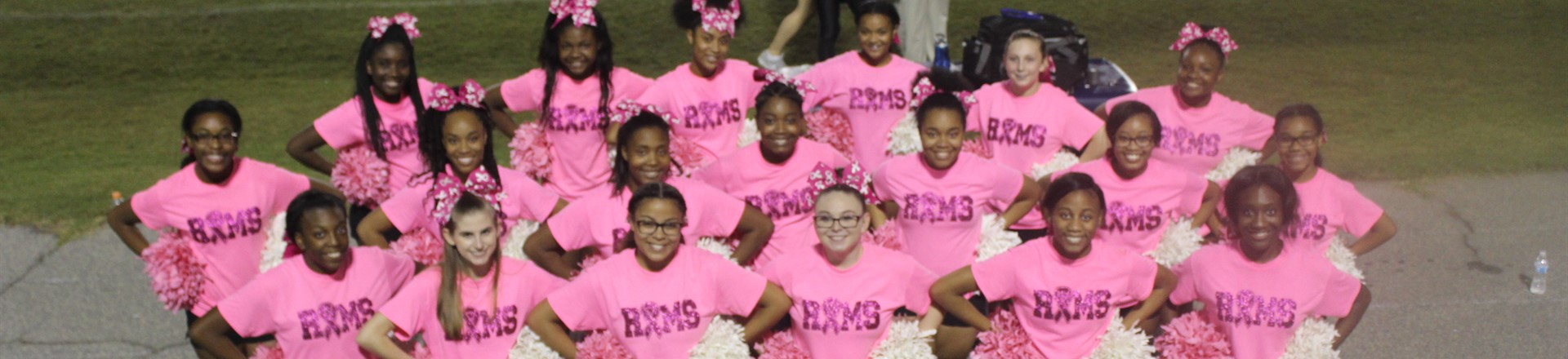 Friday Night Lights - Pink Out
