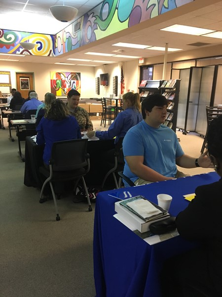 Mock Interviews 2018