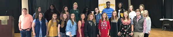 Honor Graduate Brunch 2018