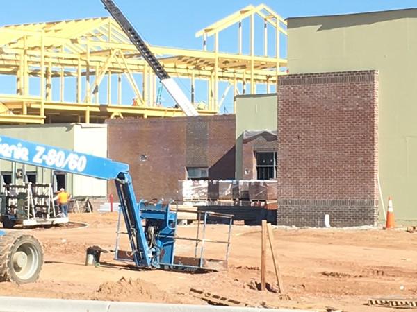 WCHS New Construction Winter 2017