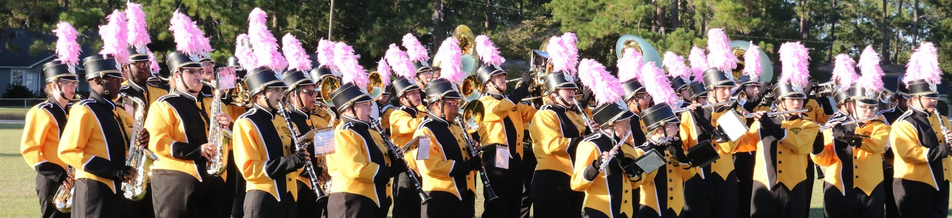 WCHS Marching Band