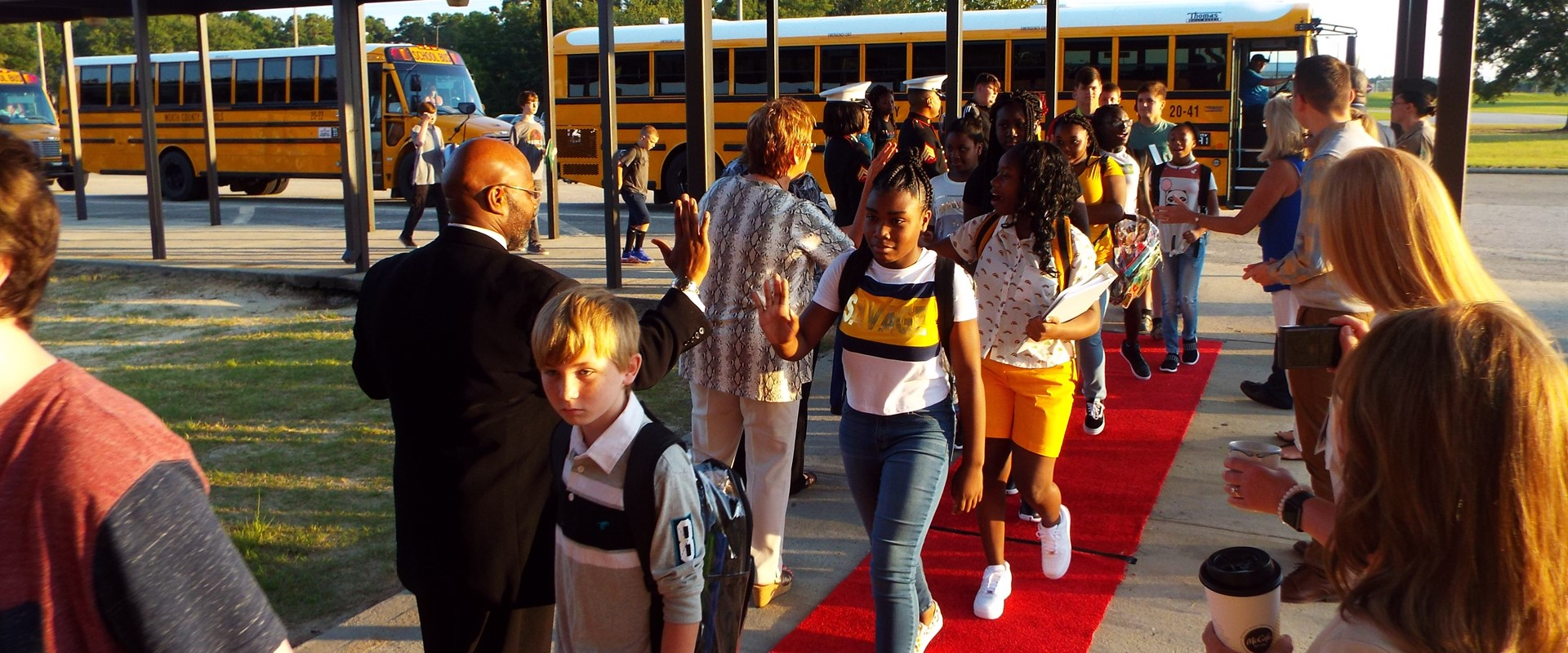 Frist Day of School 2019-2020
