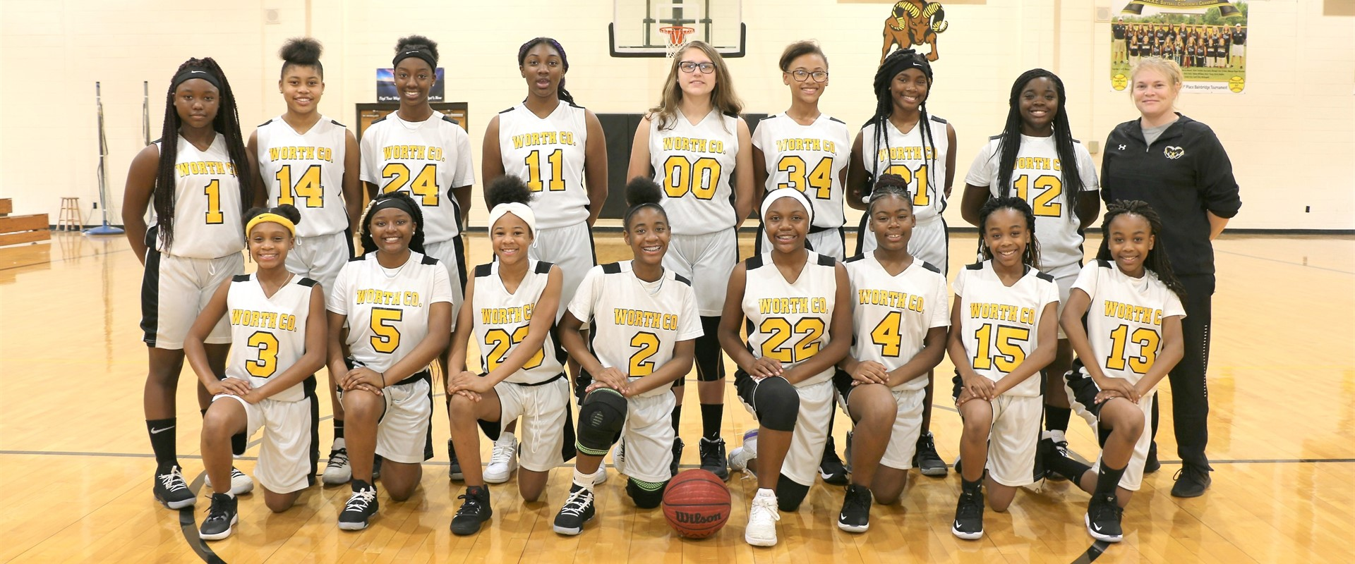 WCMS Girls Basketball