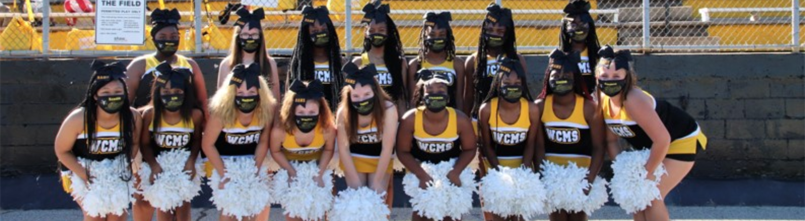 WCMS Spirit Cheerleaders