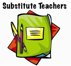 Image result for images substitute teachers