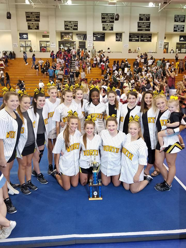 Comp Cheer 10-16-17