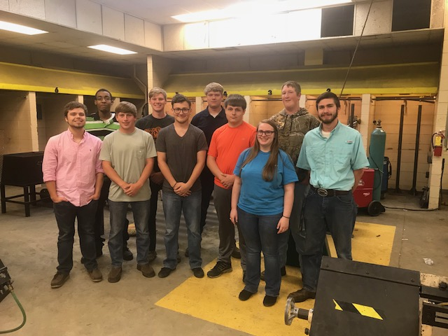 WCHS CTAE Students Earn Certificates for Completing Pathway