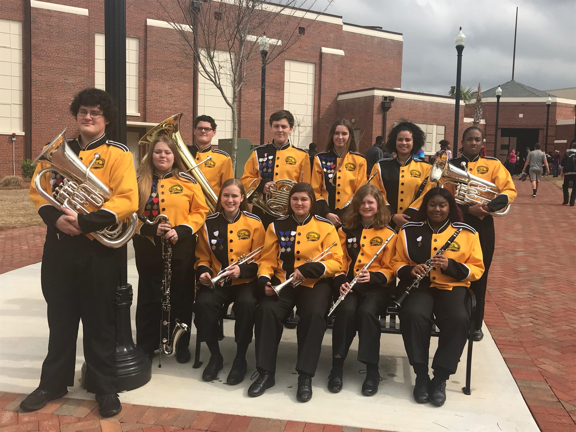 GMEA District Honor Band