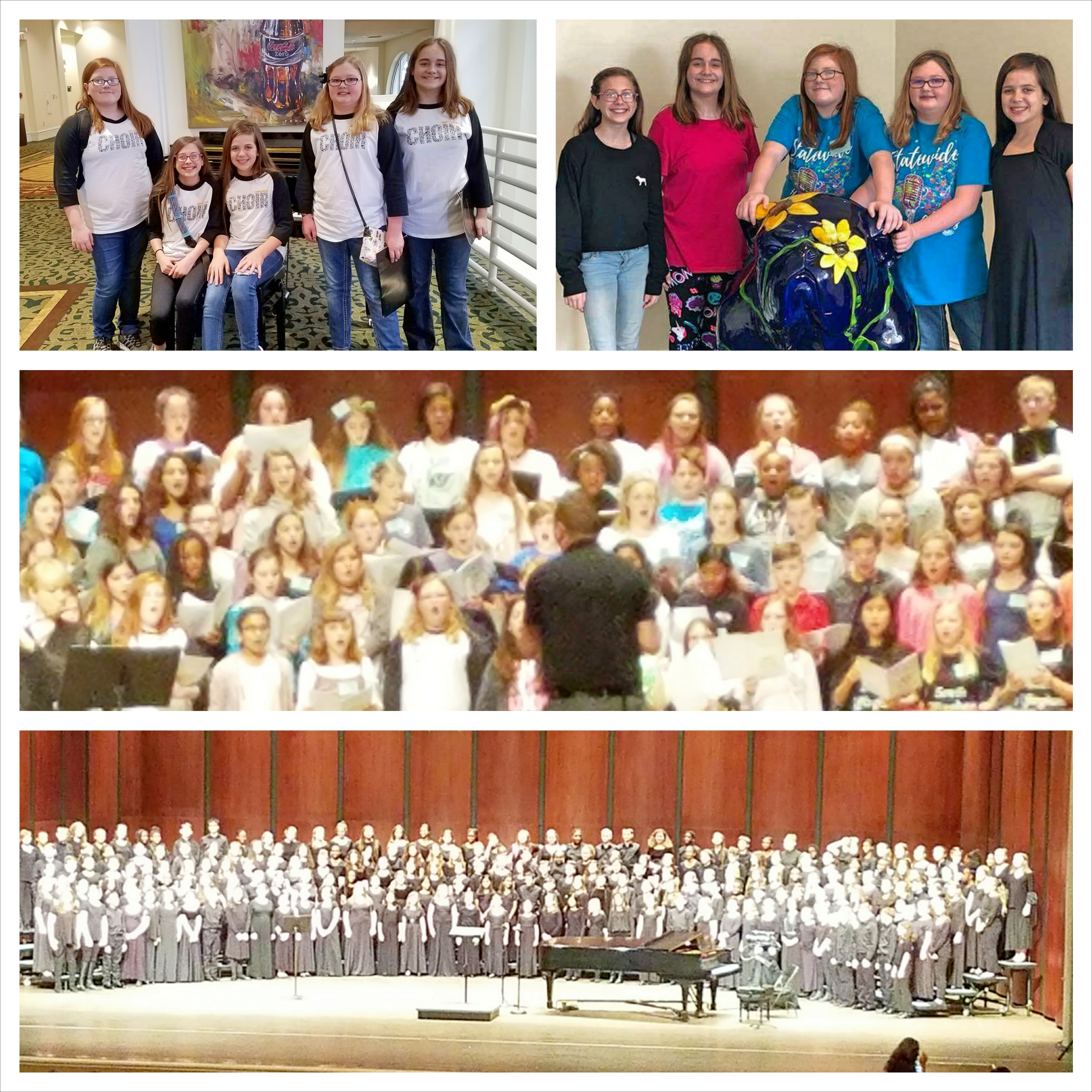 6th Grade Honor Choir 2018