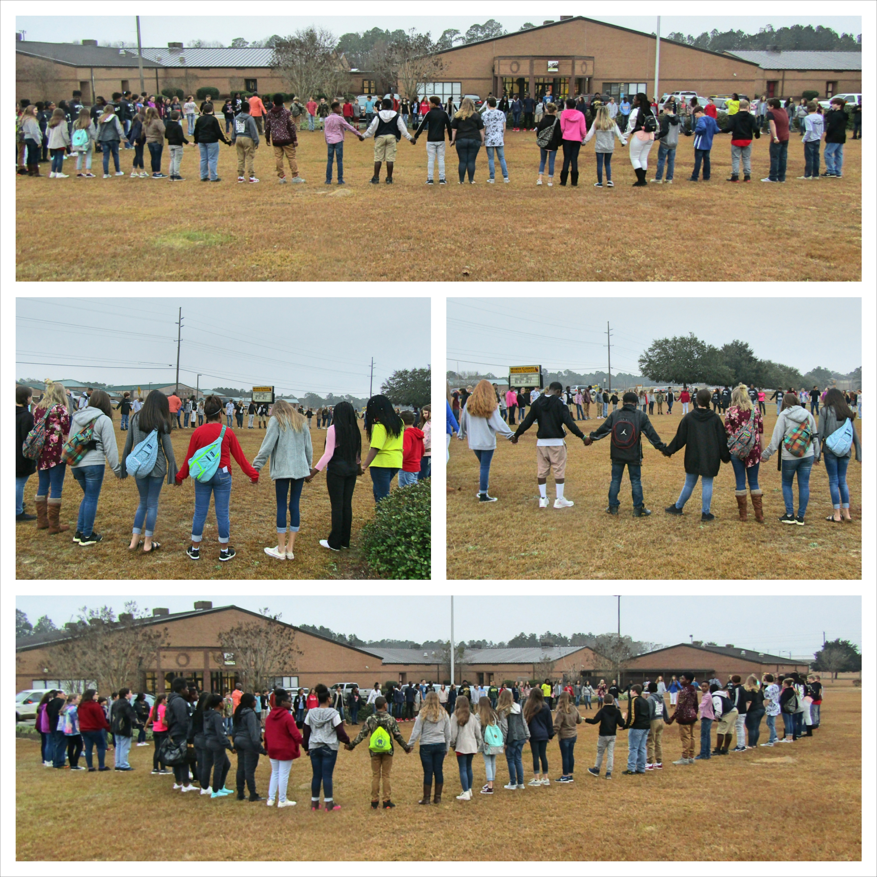 FCA Prayer at the Pole Jan 10