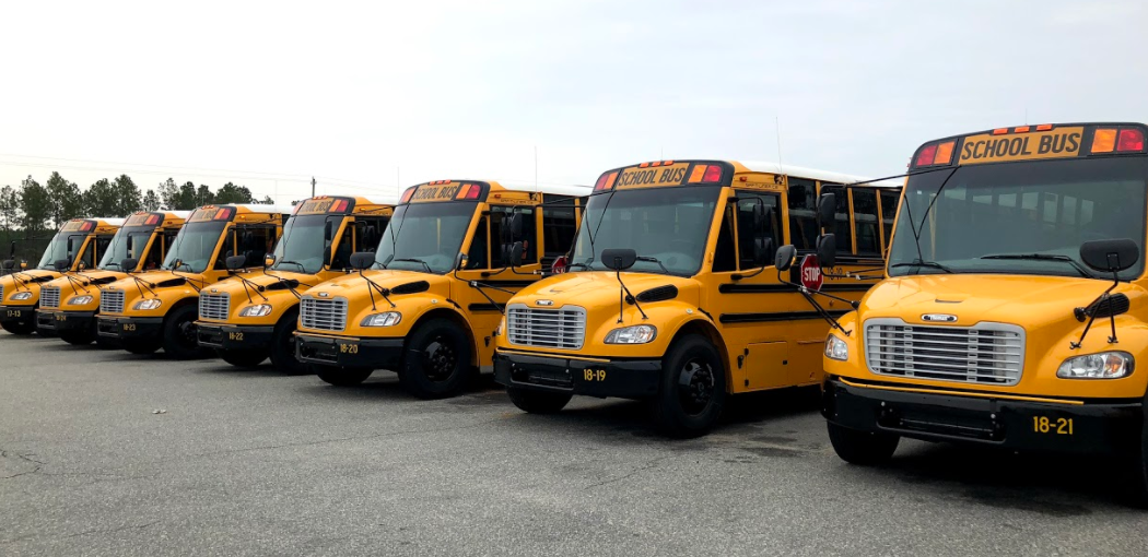 New 2018 Worth County Schools Buses