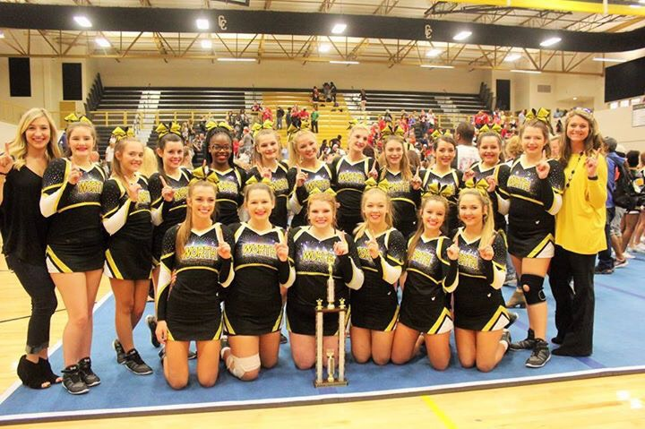 Comp Cheer Region Champs