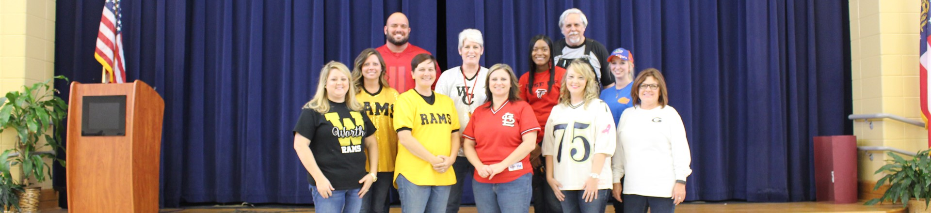 Red Ribbon Week - Team Day