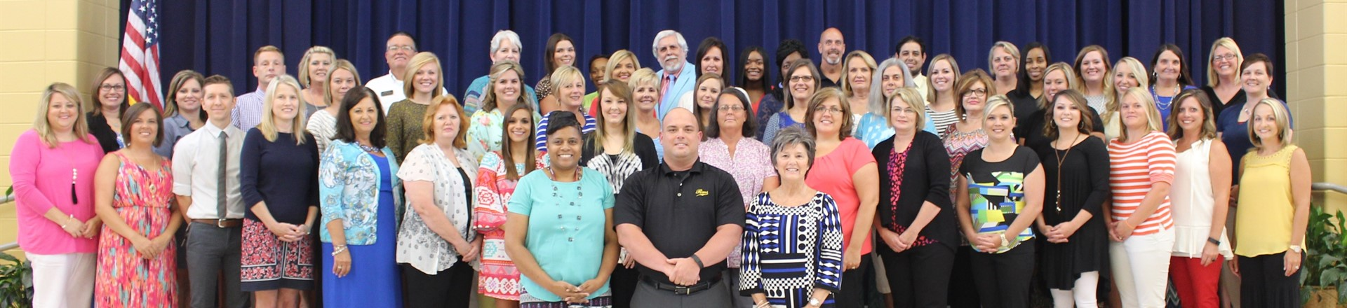 WCES Faculty and Staff 2016-2017