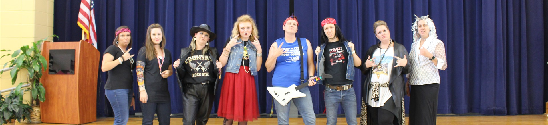 Red Ribbon Week - Rock Star