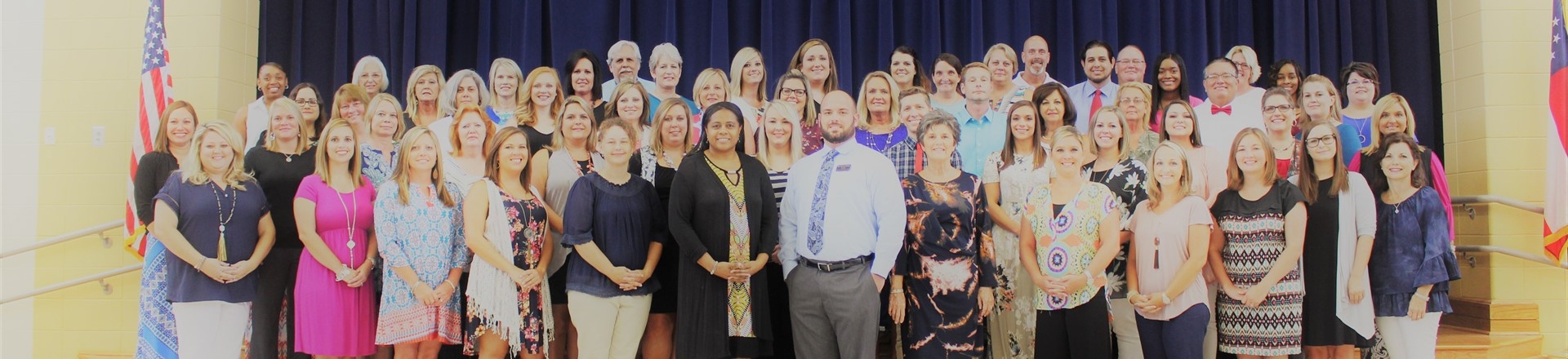 WCES Staff - 2017-2018