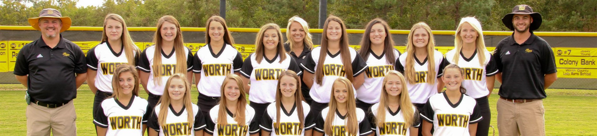 WCHS Lady Rams Softball