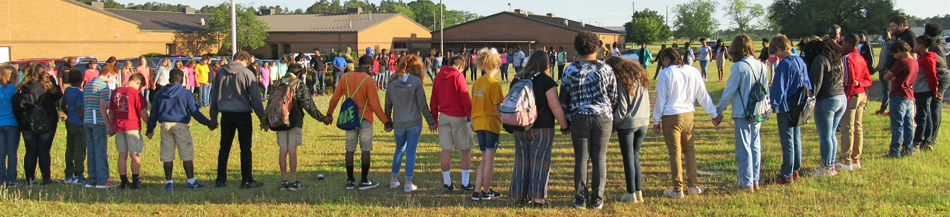 FCA Meeting - Prayer at the Pole