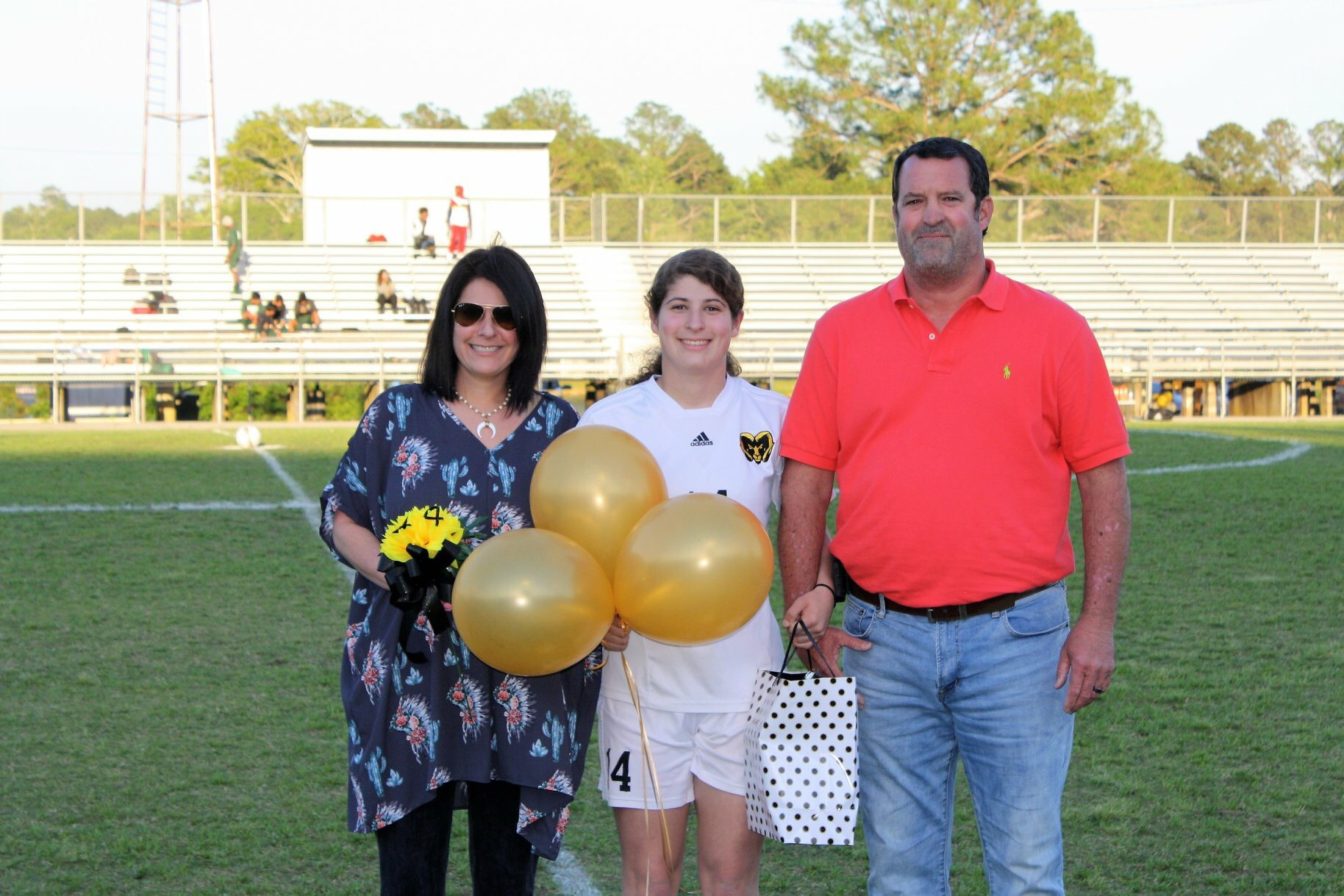 WCHS Soccer Senior Night