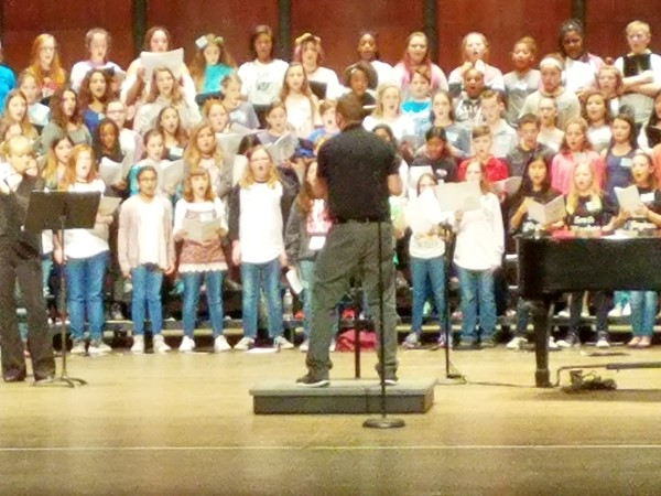 GMEA Statewide 6th Grade Honor Choir