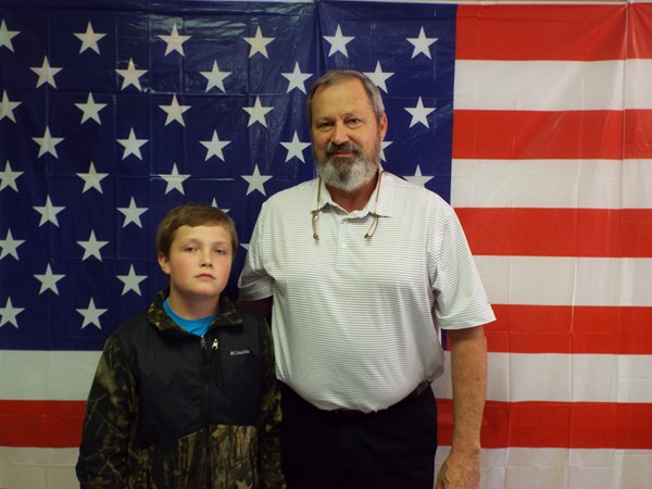 Veteran's Day - Parent Celebration