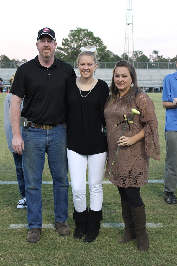 WCHS Senior Night October 27, 2017